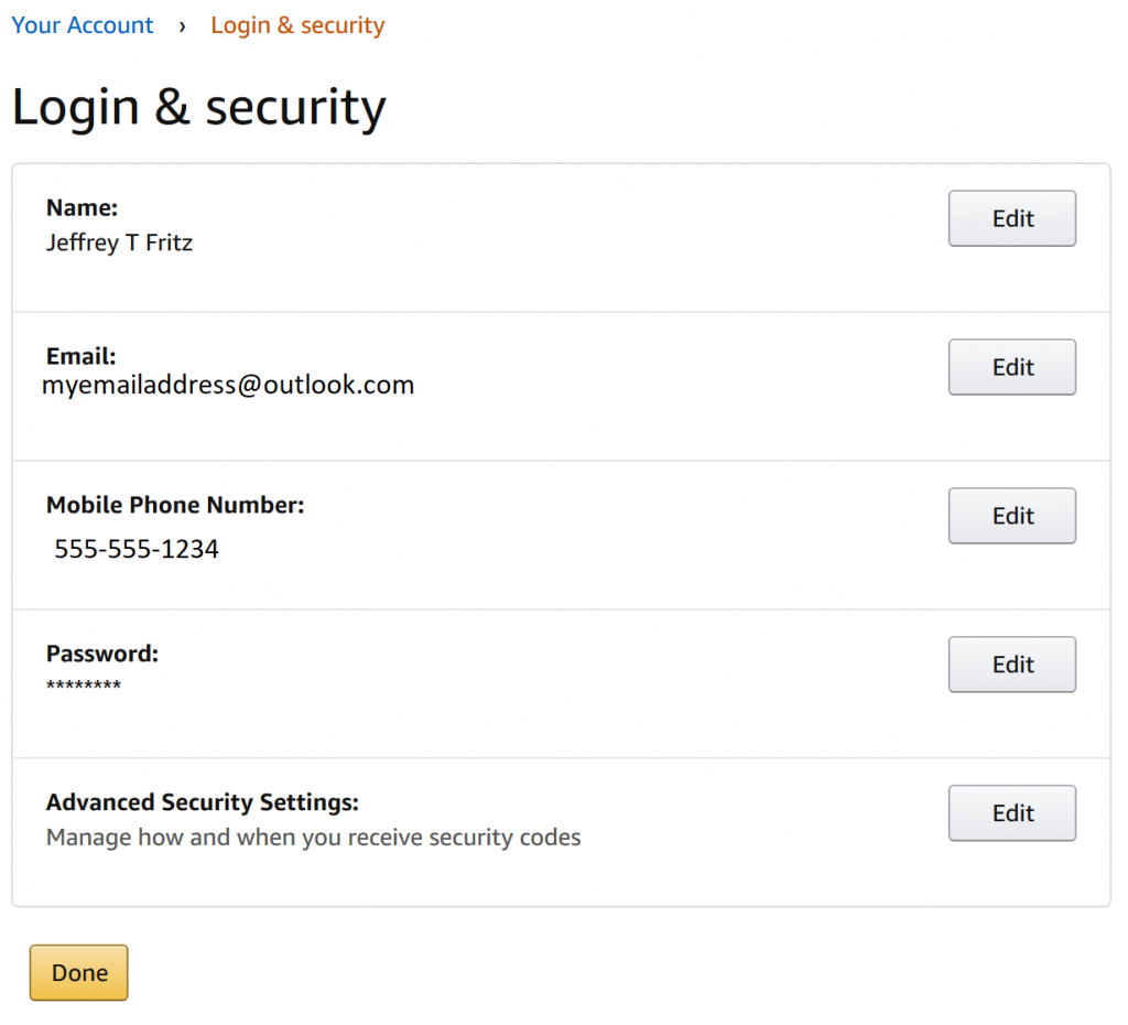 My Amazon Account was Hacked and How I Made it More Secure