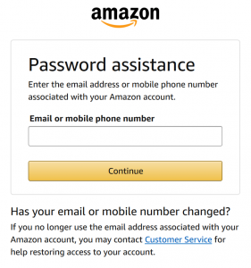 My Amazon Account was Hacked and How I Made it More Secure | Fritz