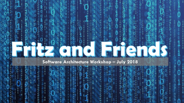 Fritz and Friends Software Architecture Virtual Workshop