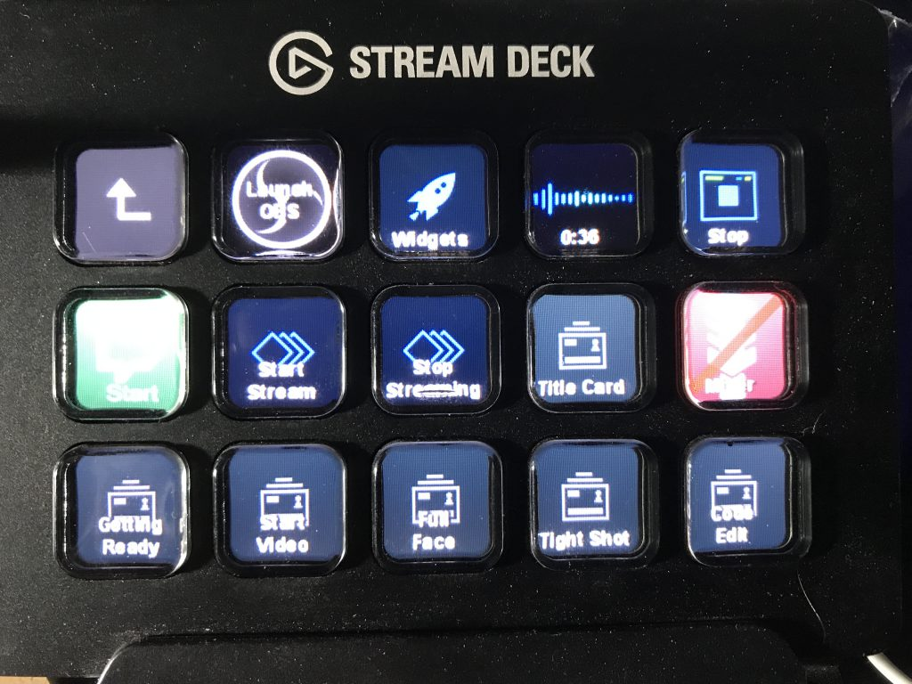 Stream Deck Tricks for Streamers… and Muggles too! | Fritz on the Web