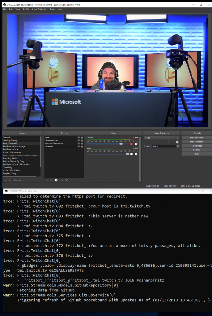 Live Streaming Setup – 2019 Edition | Fritz on the Web
