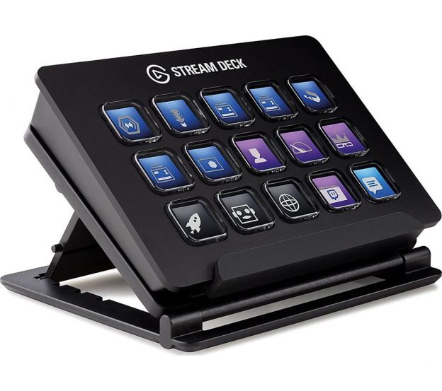 The Elgato Stream Deck